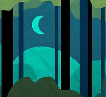 Night in the woods by brainiac