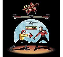 Starfleet Fighter Photographic Print