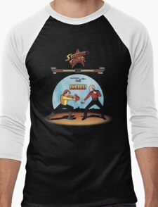 Starfleet Fighter Men's Baseball ¾ T-Shirt
