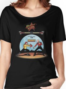 Starfleet Fighter Women's Relaxed Fit T-Shirt