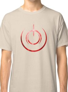 Archer Command Spell Red Classic T-Shirt