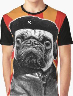 che pug Graphic T-Shirt