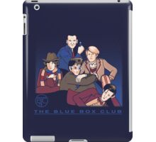 The Blue Box Club iPad Case/Skin