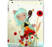 Water has a perfect memory iPad Case/Skin