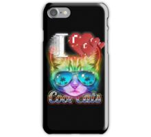 I <3 Cool Cats iPhone Case/Skin