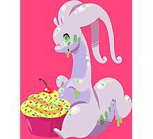 Goodra's Cupcake Photographic Print