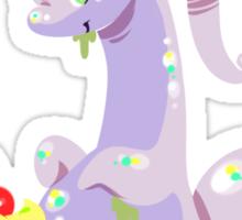 Goodra's Cupcake Sticker