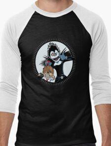 Light & Ryuk Men's Baseball ¾ T-Shirt