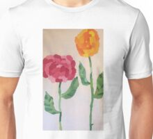 Aaron's World of Flowers Unisex T-Shirt