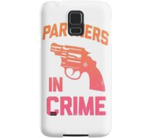 Partners In Crime 2/2 Samsung Galaxy Case/Skin