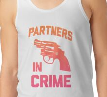 Partners In Crime 2/2 Tank Top