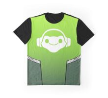 Lúcio-T Graphic T-Shirt