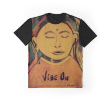 Vibe On Graphic T-Shirt