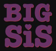 Big Sis 2/2 Kids Tee