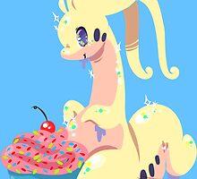 Goodra's Cupcake *SHINY* by CupcakeCreature