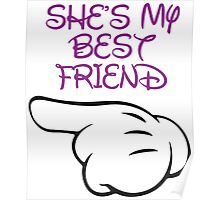She's My Best Friend 1/2 Poster