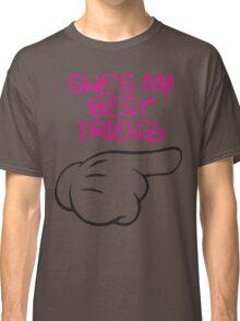 She's My Best Friend 2/2 Classic T-Shirt