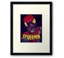 THE AMAZING SPIDERMAN? Framed Print