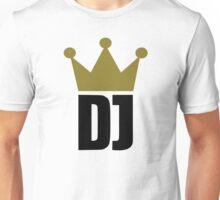 Dj crown champion Unisex T-Shirt