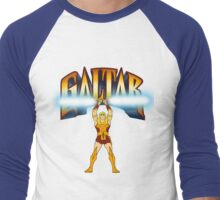 Galtar and the Golden Lance Men's Baseball ¾ T-Shirt