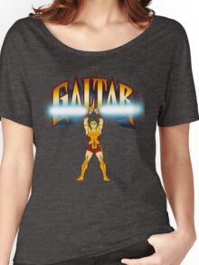 Galtar and the Golden Lance Women's Relaxed Fit T-Shirt