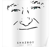 Shazbot Poster