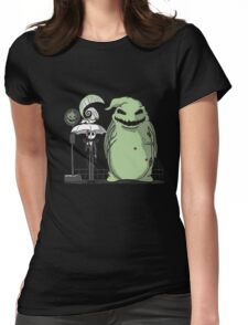 My Neighbor Oogie Womens Fitted T-Shirt