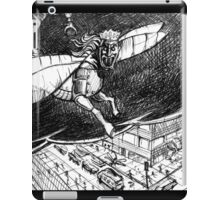 Out of the smoke iPad Case/Skin