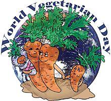 World Vegetarian Day Photographic Print