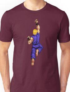 Blue Ken Shoryuken Unisex T-Shirt