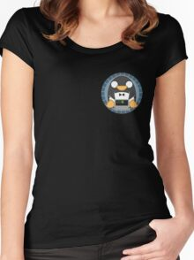 Root Penguin Critteroid Women's Fitted Scoop T-Shirt