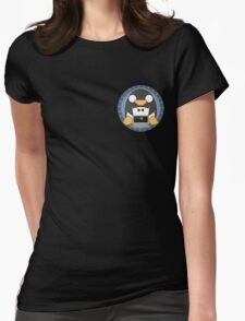 Root Penguin Critteroid Womens Fitted T-Shirt