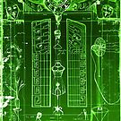 The Air Conditioned Nightmare ( Jungian Interiors Series )  by John Dicandia ( JinnDoW )