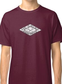 Axe-O-Holics Anonymous Stamped Logo Classic T-Shirt