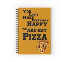 Pizza :D Spiral Notebook