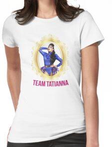 Rupaul's Drag Race All Stars 2 Team Tatianna Womens Fitted T-Shirt
