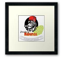 FOH Chimp Light Colours (Small) Framed Print