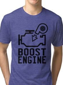 Boost Engine Tri-blend T-Shirt