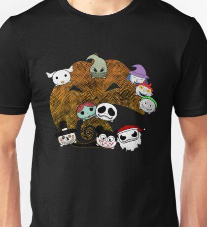 The Nightmare Before  Christmas   Unisex T-Shirt