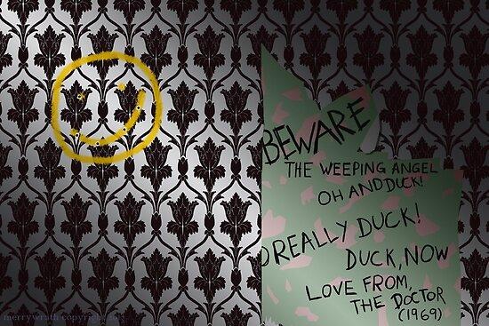 221 Beware by merrywrath