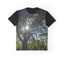 Weeping Sun Graphic T-Shirt