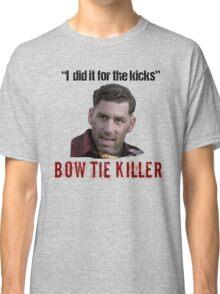 Problem Child Bow Tie Killer Quote Classic T-Shirt