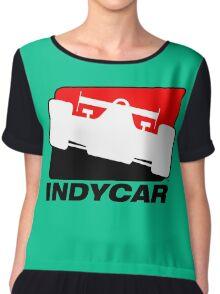 Indy Car Chiffon Top