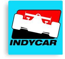 Indy Car Canvas Print