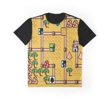 Desert World Graphic T-Shirt