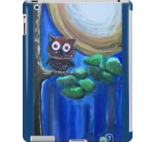 Who Who are you iPad Case/Skin