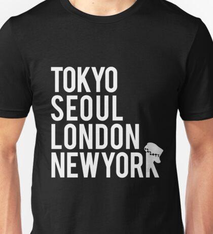Girls' Generation - Mr. Taxi (Black Font) Unisex T-Shirt