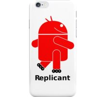 Android Replicant iPhone Case/Skin