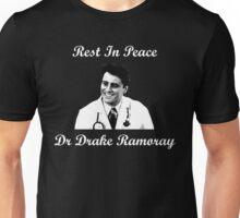Friends Joey Doctor Drake Ramoray Unisex T-Shirt