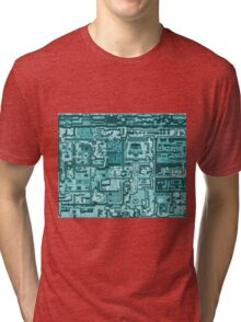 Koholint Island Tri-blend T-Shirt